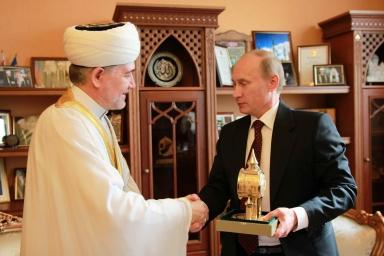 Presiden Rusia Putin Ucapkan Selamat Idul Adha