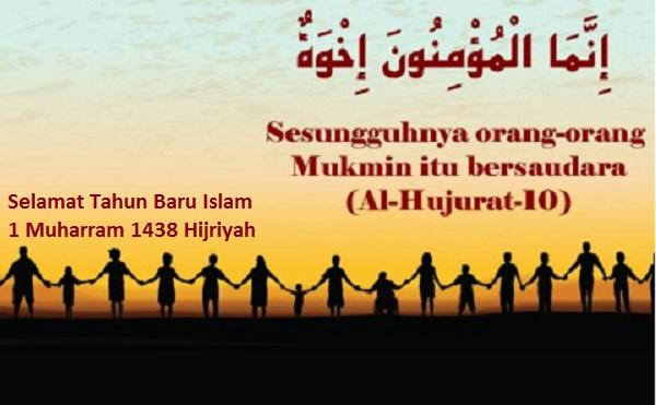 Khutbah Jumat: Tahun Baru Islam dan Makna Persaudaraan