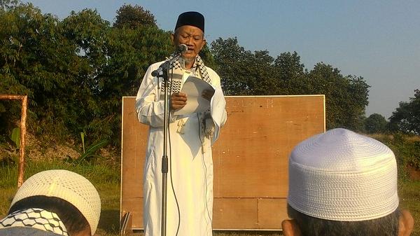 Ahmad Zubaidi : Pentingnya Berjamaah Bagi Umat Muslim