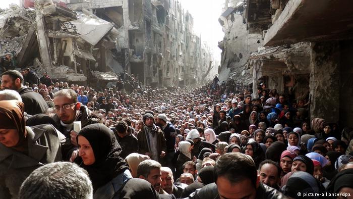 Masyarakat Jawa Tengah Sumbang Dana Untuk Suriah