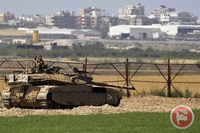 Lima Buldoser Militer Israel Masuki Jalur Gaza