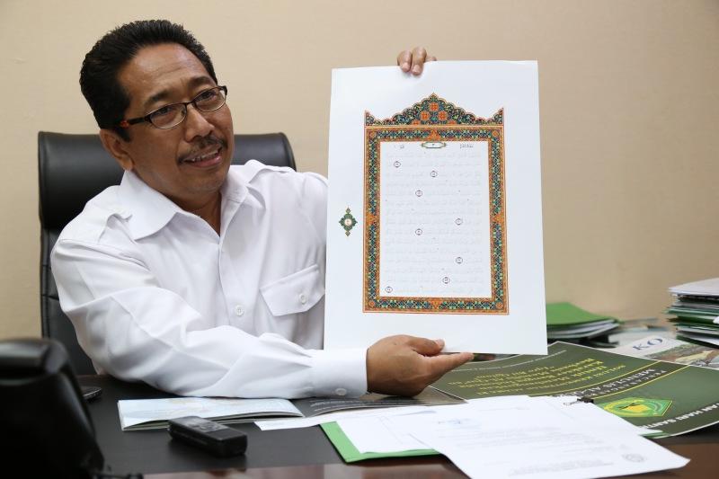 Sambut Hari Santri, Kemenag Ajak Puluhan Ribu Santri Tulis Al-Quran