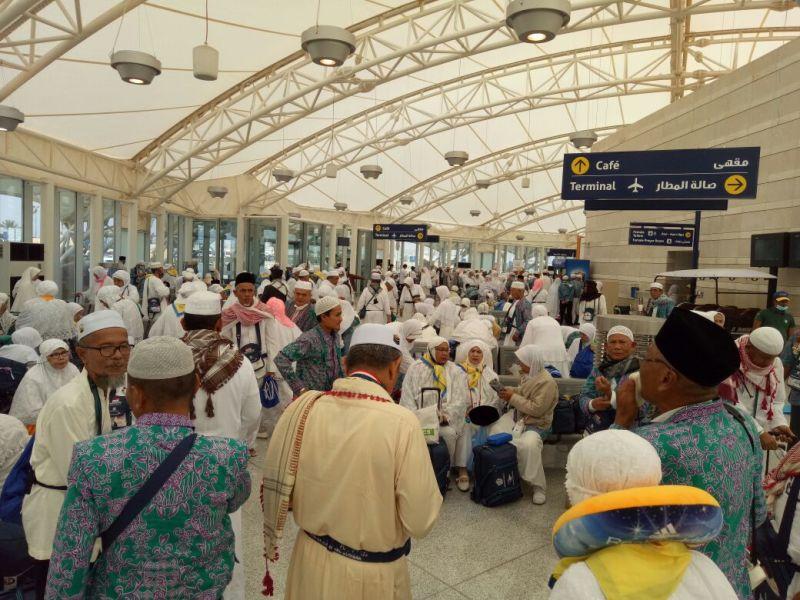 Lebih 150 Ribu Jamaah Sudah Pulang ke Tanah Air