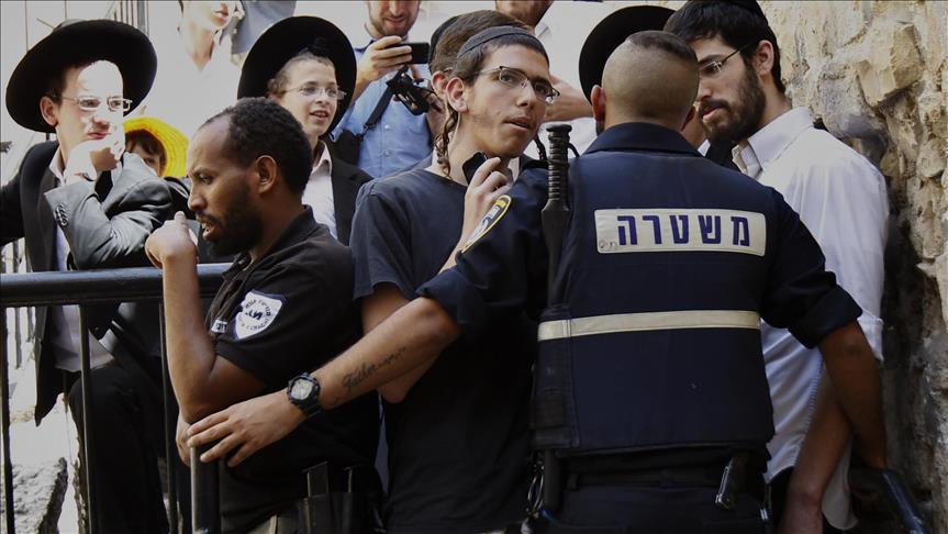 Ekstrimis Yahudi Kembali Serang Al-Aqsha