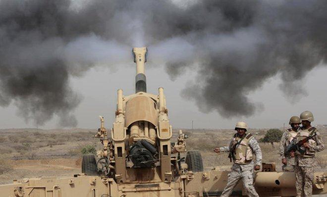 Kota Suci Makkah Disasar Bom Pemberontak Syiah Houthi