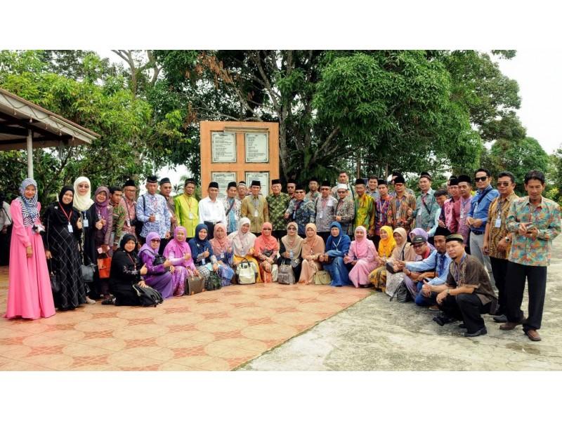 Muslim Thailand Jajaki Kerja Sama Budaya dan Sastra dengan Masyarakat Brunei