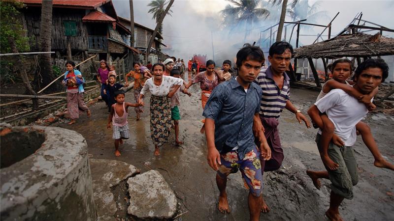 Tim Ahli PBB Seru Myanmar Selidiki Kasus Kekerasan di Rakhine