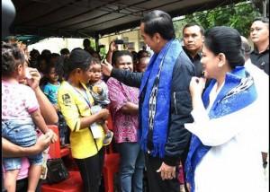 Presiden Jokowi Canangkan BBM Satu Harga di Papua