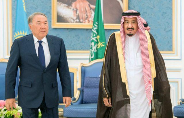 Saudi-Kazakhstan Tandatangai Kerja Sama Nuklir