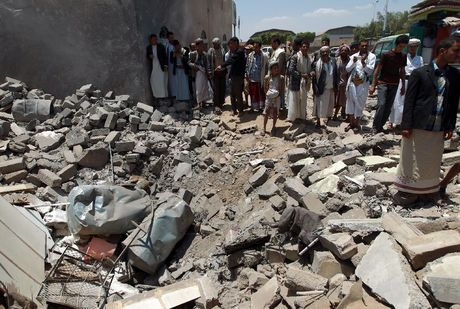 Koalisi Serang Oposisi Yaman, Gencatan Senjata Gagal