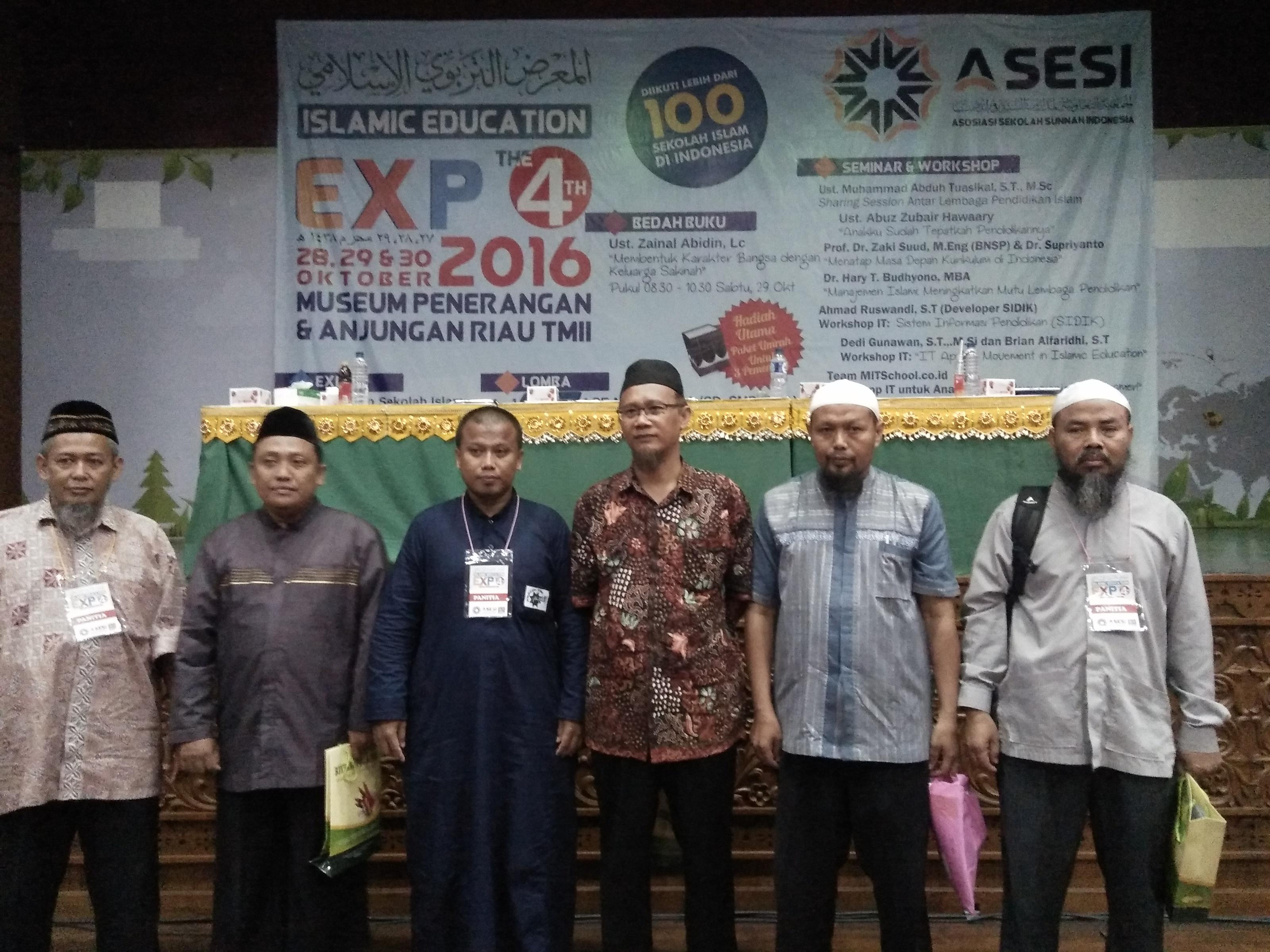 Dr. Supriyanto : Jadikan Ajaran Agama Untuk Metode Kurikulum Terbaik