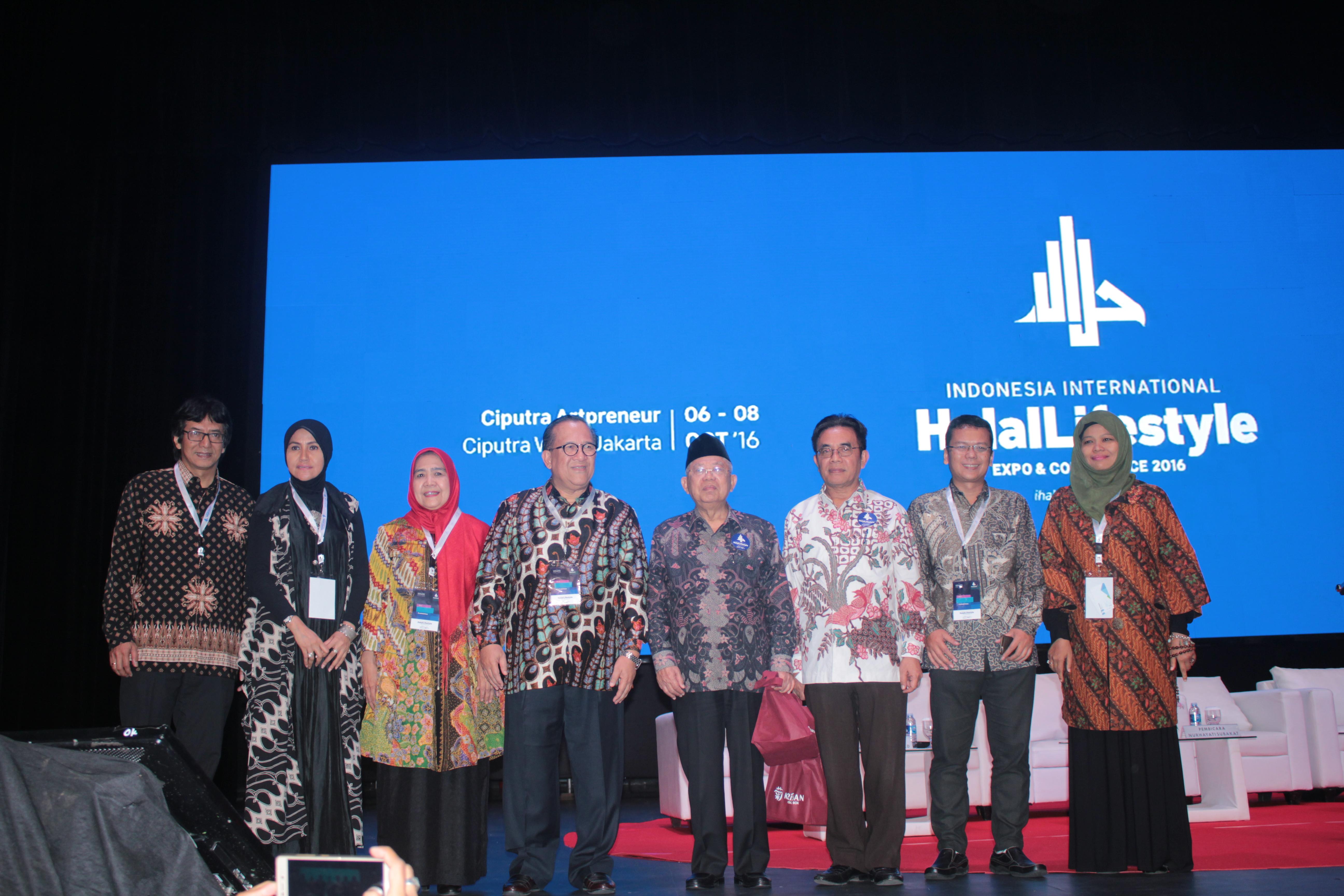Ketua Umum MUI Buka Acara Halal Lifestyle