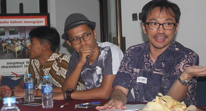 Hikmat Hardono: Kemajuan Bangsa Ditentukan Oleh Kualitas Pendidikan