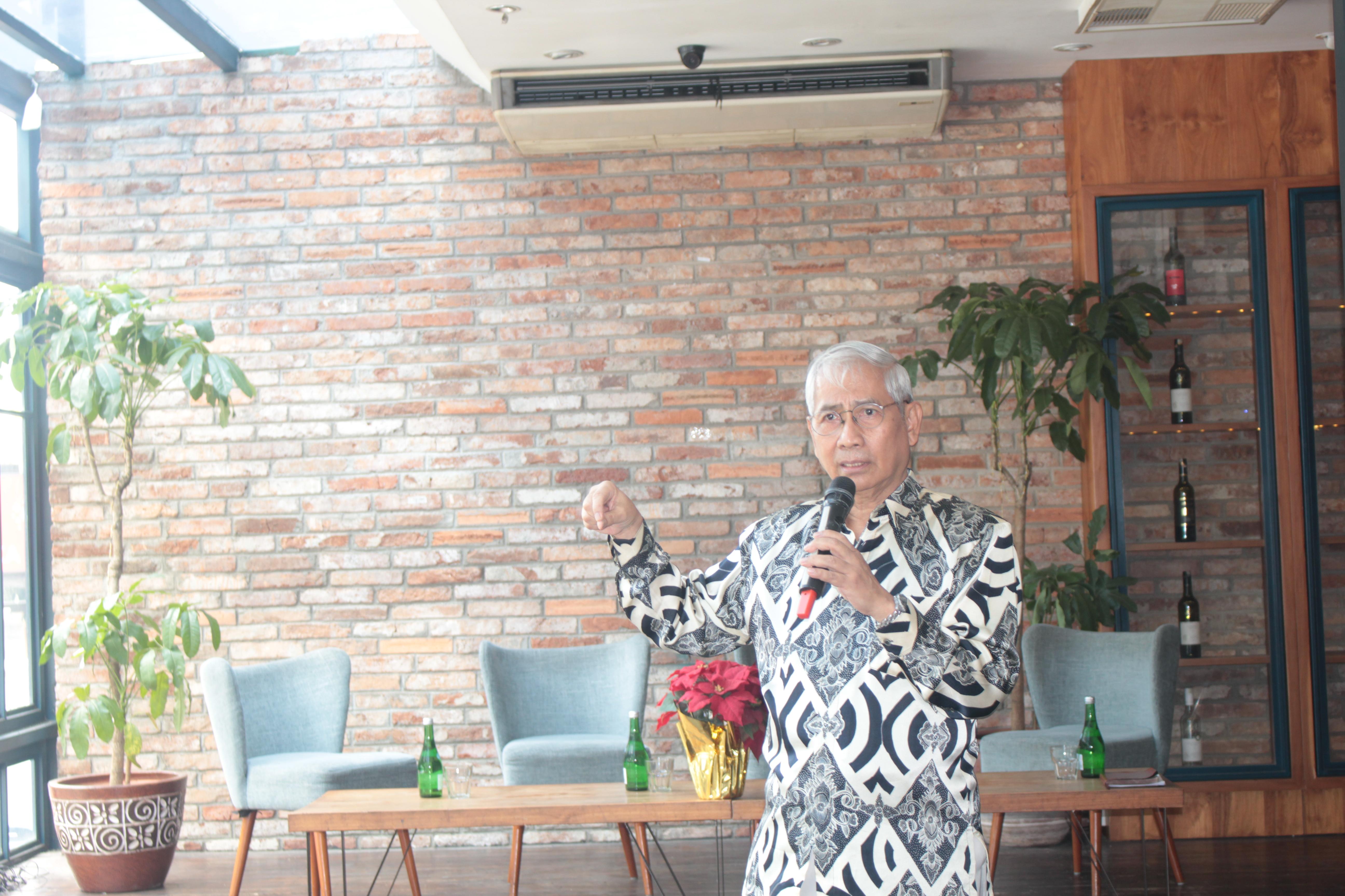 Yayasan Bina Antarbudaya Luncukan Go Global Indonesia