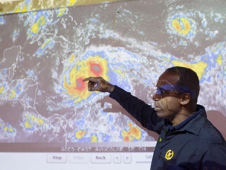 Siaga Badai Matthew, Jutaan Orang di Florida dan Carolina Diimbau Mengungsi