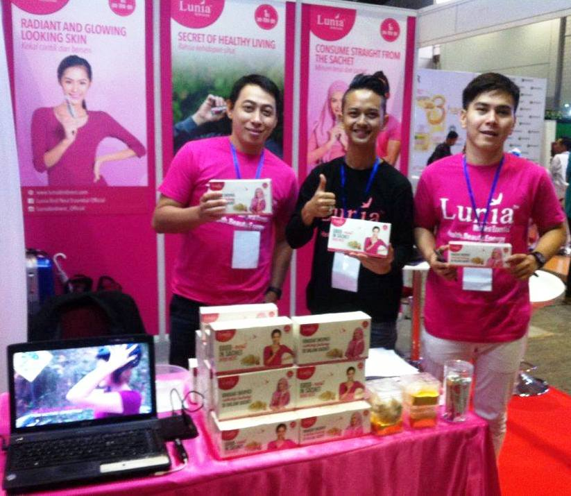 """Produk Sarang Burung Walet Malaysia """"Lunia"""" Incar Pasar Indonesia"""