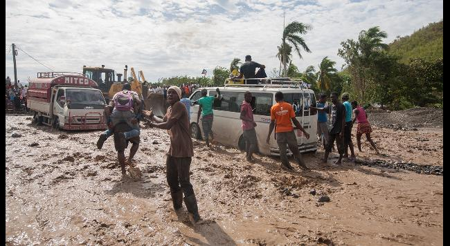 KJRI Houston Imbau WNI Waspada Terjangan Badai Matthew
