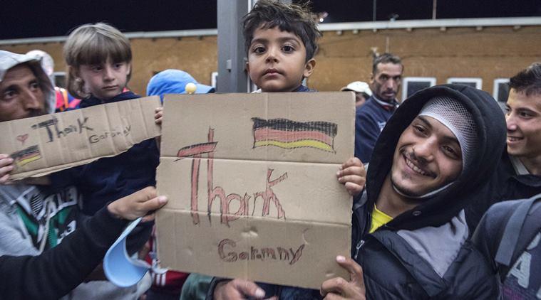 Tiga Pengungsi Suriah Dianggap Pahlawan di Jerman