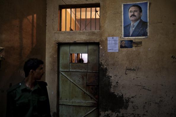 Serangan Udara Saudi di Penjara Yaman Bunuh 60 Orang
