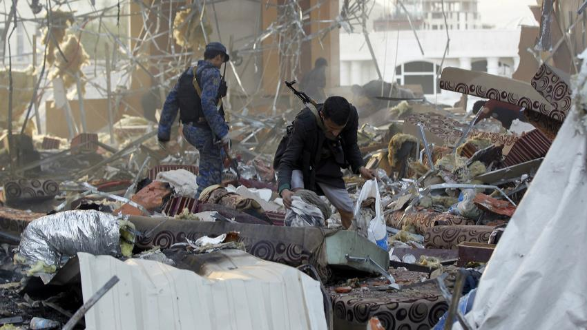PBB: Cepat Adili Pelaku Serangan Upacara Pemakaman di Yaman