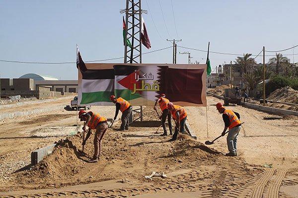 Qatar Bahas Rekonsiliasi Antara Fatah dan Hamas