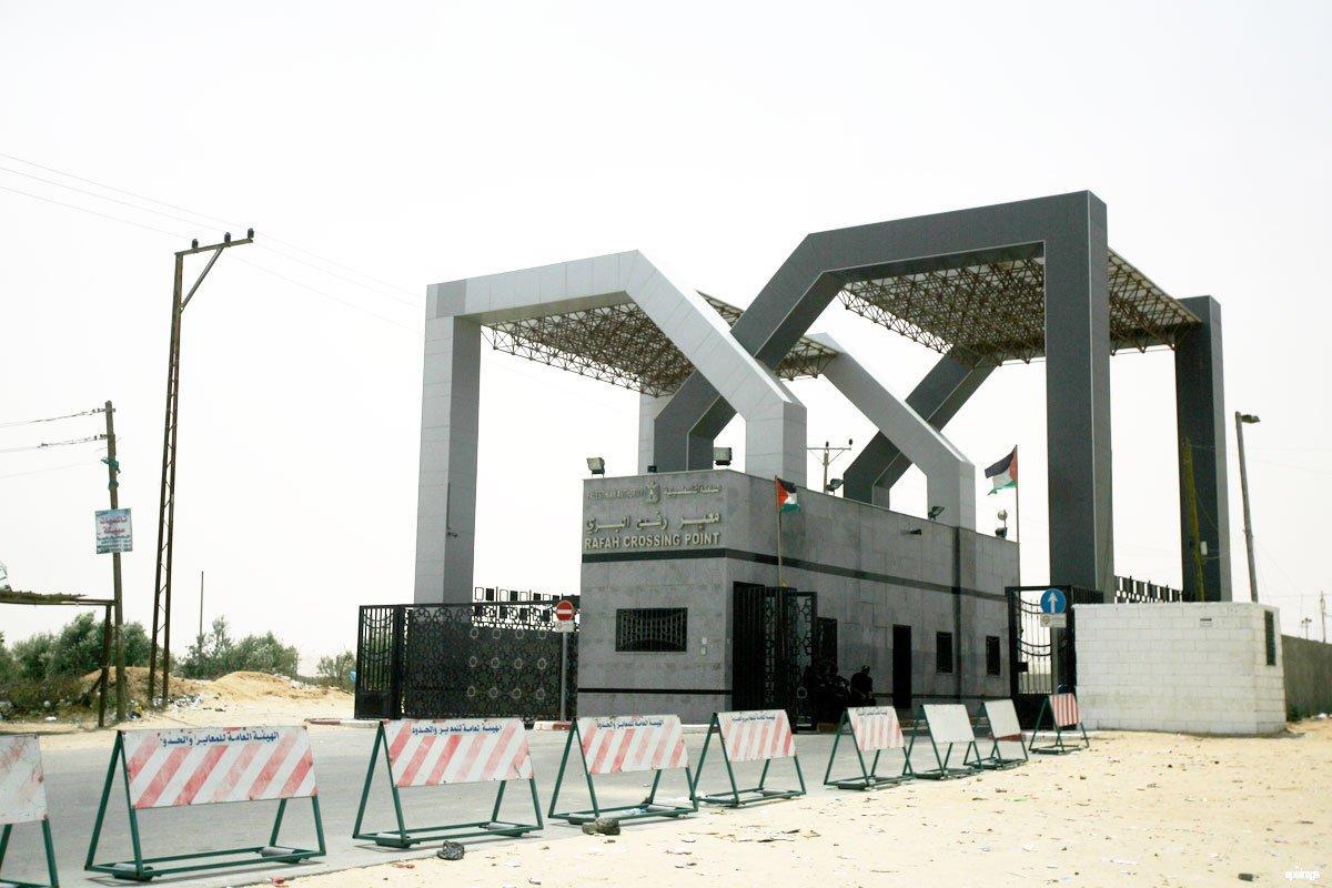 Layanan Wisata Berbayar untuk Lewati Rafah