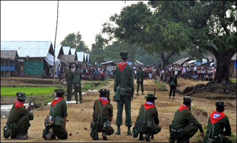 PBB: Myanmar Blokir Bantuan Makanan untuk 80.000 Rohingya