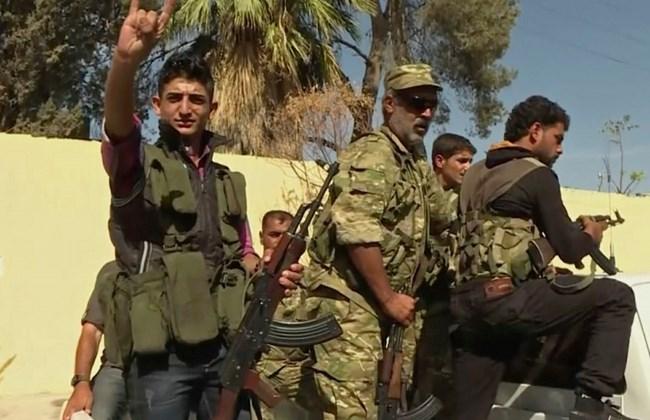 Pasukan FSA Dukungan Turki Rebut Kota 'Penanda Akhir Zaman' dari ISIS