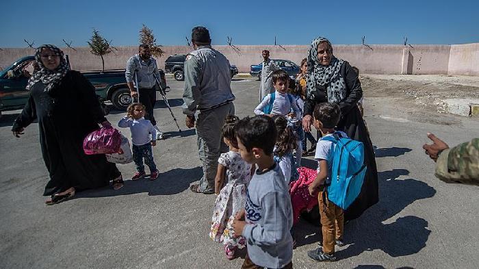 Lebih Dari 7.700 Warga Suriah Pulang Kembali ke Jarabulus Dari Turki