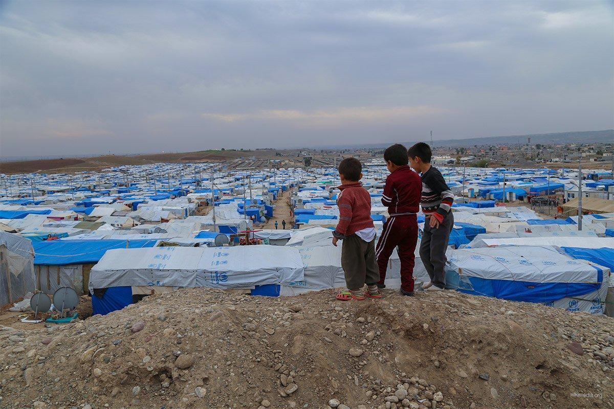 UNESCO: 1,7 juta Anak-Anak Suriah Putus Sekolah