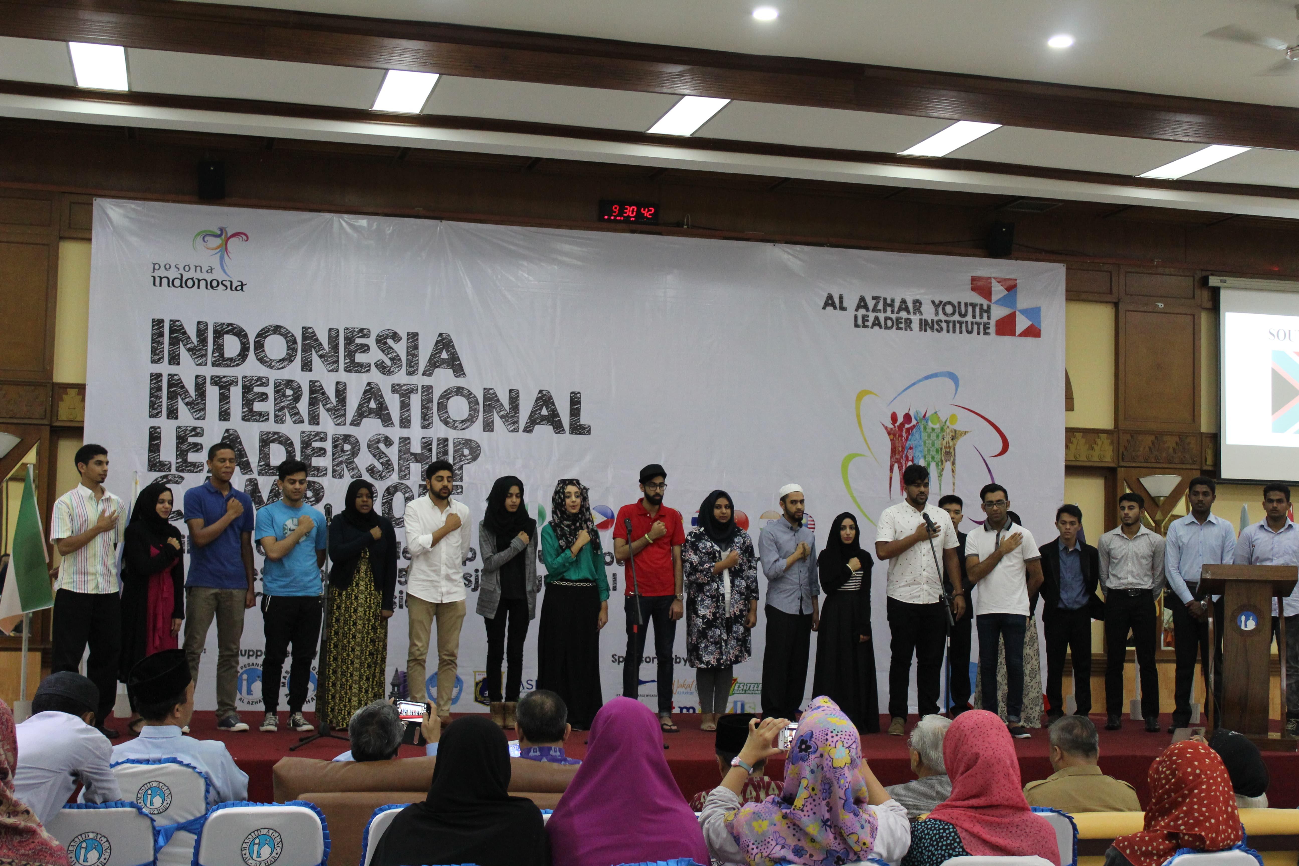 Al Azhar Adakan Training Kepemimpinan Internasional 2016