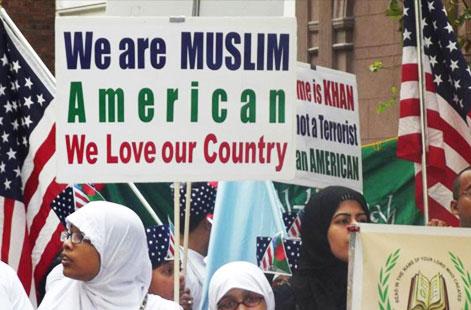 Dilema Muslim Amerika Dalam Pilpres 2016