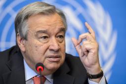 Mantan PM Portugal Terpilih Jadi Sekjen PBB Baru