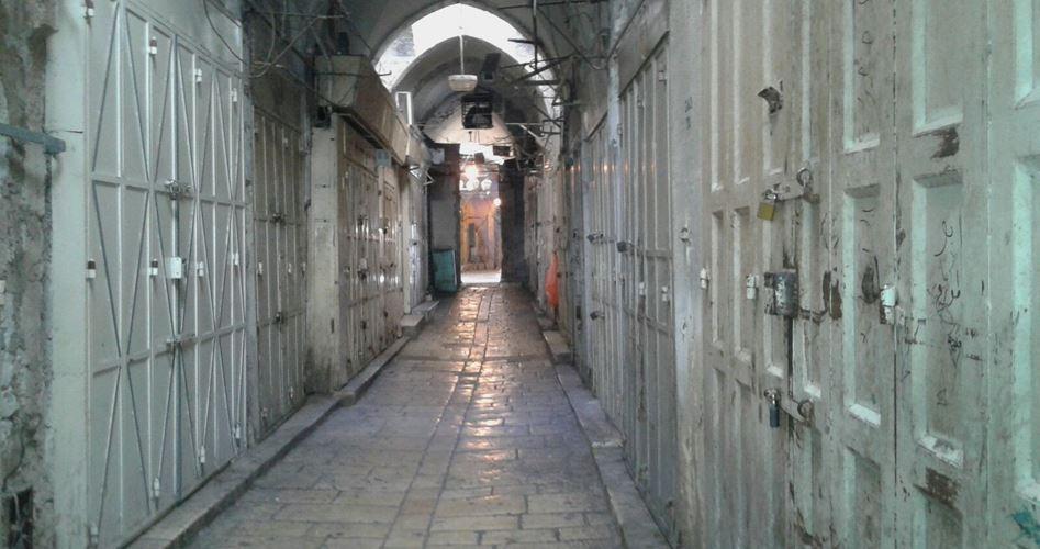 Israel Paksa Pedagang di Al-Quds Tutup Tokonya Sebagai Sanksi Massal