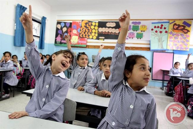 Kementerian Pendidikan Gaza: 15 Sekolah Akan Dibuka 2017