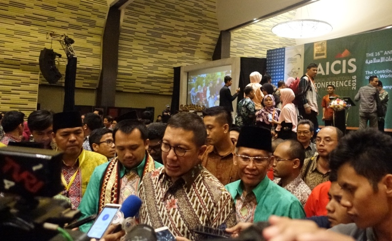Kemenag Imbau Aksi Damai 4 November dilakukan sesuai Ketentuan