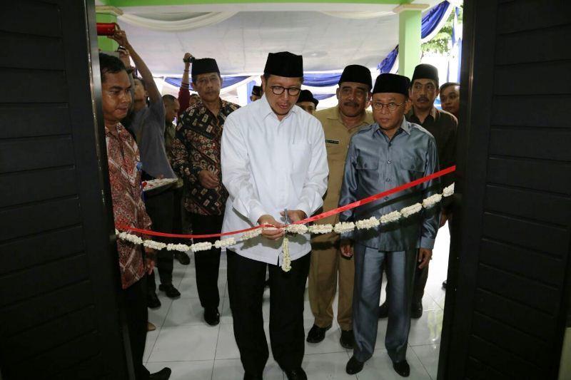 Tahun 2016, Kemenag Bangun 181 Balai Nikah dan Manasik di 19 Provinsi