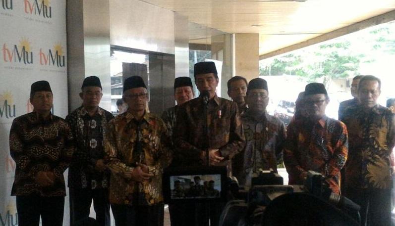 Jokowi Tegaskan Tidak Akan Lindungi Ahok