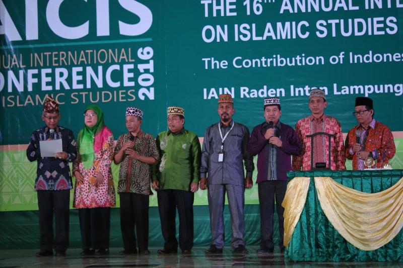 AICIS 2016 Hasilkan Deklarasi Lampung