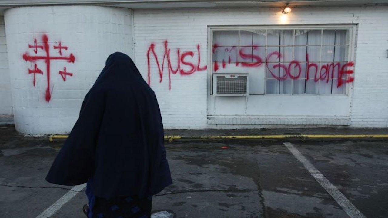 FBI: Kejahatan Anti-Muslim di AS Naik 67 Persen