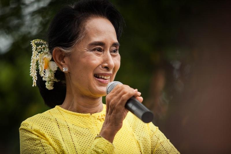Suu Kyi Janji Proses Kekerasan yang Landa Rakhine