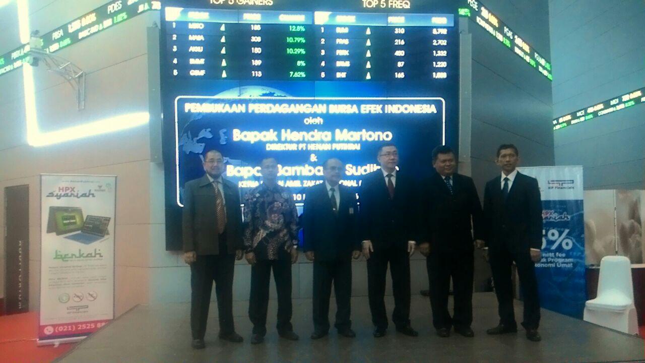 Indonesia Potensi Jadi Pusat Produk Investasi Syariah