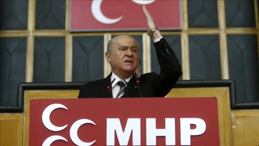 Partai Nasionalis Turki Dukung Pengembalian Hukuman Mati
