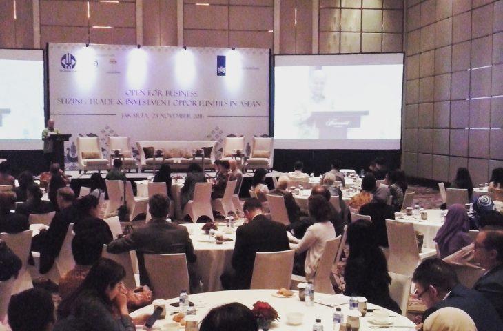 Habibi Center Gelar Forum Dialog Bisnis dalam Meraih Peluang Perdagangan ASEAN