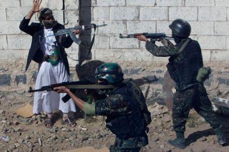 Bentrokan Yaman Akhiri Gencatan Senjata