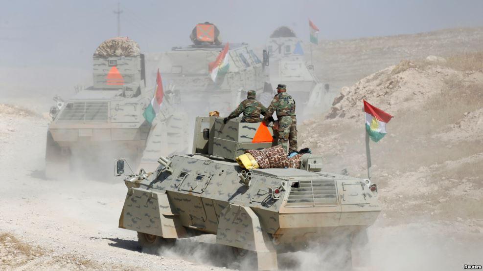 Gambaran Buruk Kota Mosul Pasca-ISIS Pergi