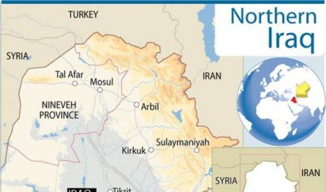 Milisi Irak Bertempur untuk Potong Rute Pasokan ISIS