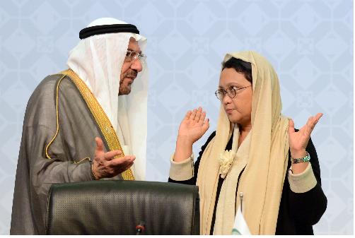 Menlu RI: Negara OKI Perlu Tingkatkan Solidaritas Perdamaian Dunia Islam