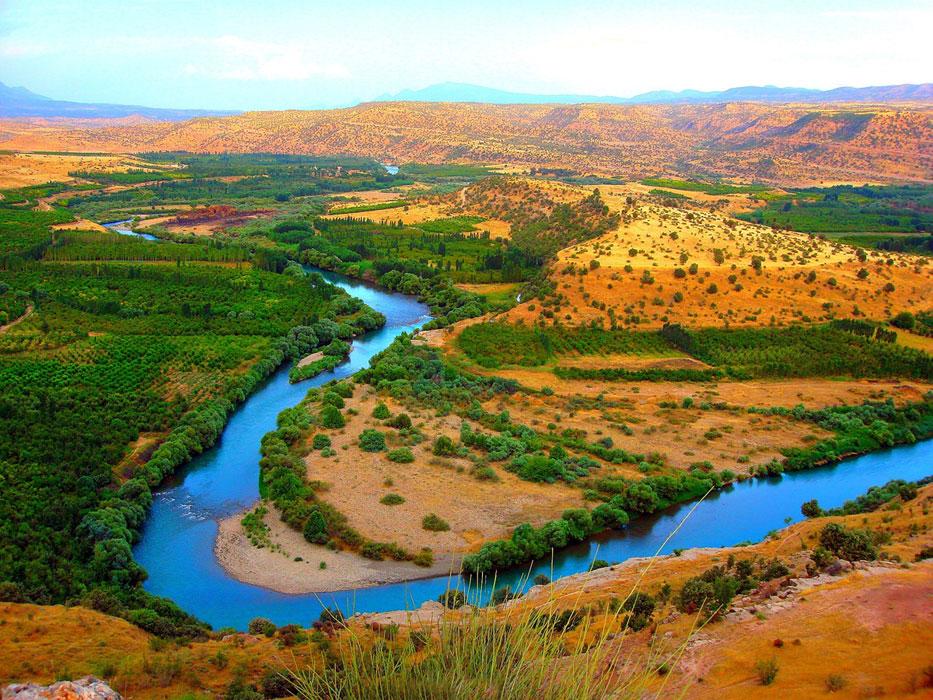 Cerita Hadits Emas di Sungai Efrat di Wilayah Kurdi