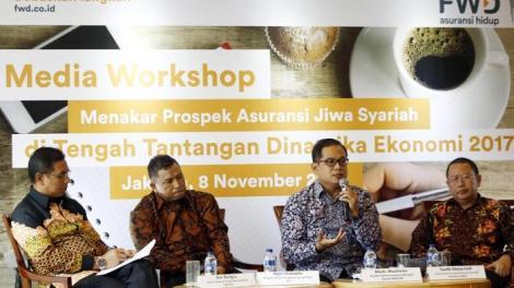Sosialisasi Bisnis Asuransi Jiwa Syariah Perlu Ditingkatkan